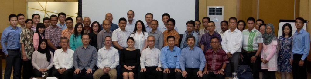 The launch of the joint project between Asian Agri, Apical and TFT